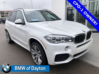Used 2017 BMW X5 xDrive35d SUV in Dayton, OH