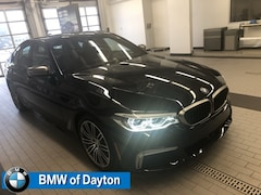New 2019 BMW M550i xDrive Sedan in Dayton, OH