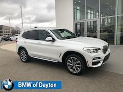 New 2019 BMW X3 xDrive30i SAV in Dayton, OH
