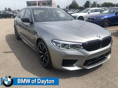 New 2019 BMW M5 Competition Sedan in Dayton, OH