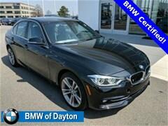 Used 2017 BMW 3 Series 330i Xdrive Sedan in Dayton, OH