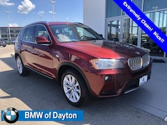 Used 2014 BMW X3 xDrive28i SUV in Dayton, OH