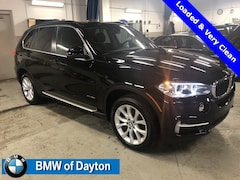 Used 2016 BMW X5 Xdrive35i SUV in Dayton, OH