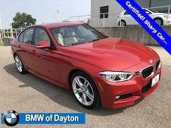 Used 2017 BMW 3 Series 340i Sedan in Dayton, OH