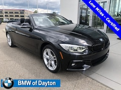 Used 2017 BMW 4 Series 430i xDrive Convertible in Dayton, OH