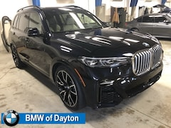New 2019 BMW X7 xDrive40i SUV in Dayton, OH