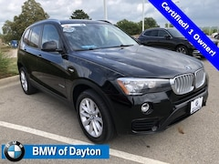 Used 2017 BMW X3 xDrive28i SUV in Dayton, OH