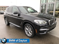 New 2020 BMW X3 xDrive30i SAV in Dayton, OH