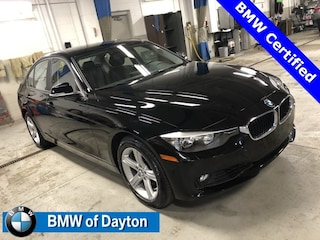 Used 2015 BMW 3 Series 328i Xdrive Sedan in Dayton, OH