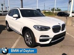 New 2021 BMW X3 xDrive30i SAV in Dayton, OH