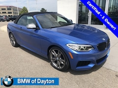 Used 2016 BMW 2 Series M235i Convertible in Dayton, OH