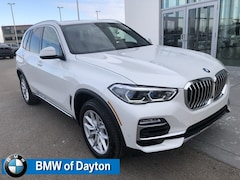 New 2020 BMW X5 xDrive40i SAV in Dayton, OH