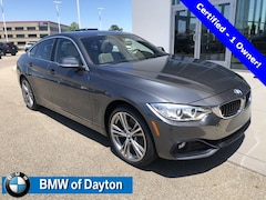 Used 2017 BMW 4 Series 430i xDrive Gran Coupe Hatchback in Dayton, OH