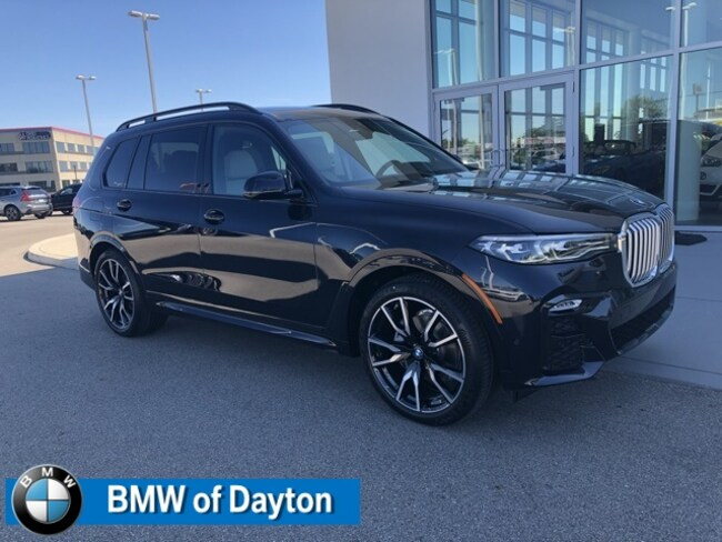 New 2019 Bmw X7 For Sale Dayton Oh 5uxcw2c58kl087306
