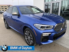 New 2020 BMW X6 SUV in Dayton, OH