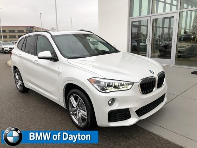 New 2019 Bmw X1 For Sale Dayton Oh Wbxht3c52k3h33869