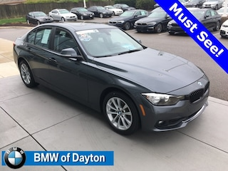 Used 2017 BMW 3 Series 320i Xdrive Sedan in Dayton, OH