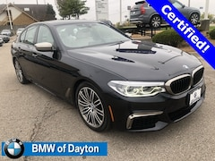 Used 2018 BMW 5 Series M550i xDrive Sedan in Dayton, OH
