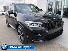 New 2020 BMW X3 M Competition SAV in Dayton, OH
