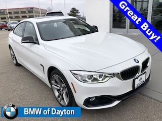 Used 2015 BMW 4 Series 428i xDrive Gran Coupe Hatchback in Dayton, OH
