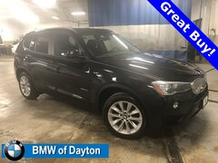 Used 2016 BMW X3 Xdrive28i SUV in Dayton, OH
