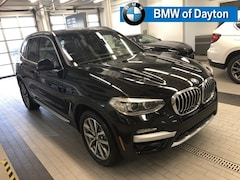 New 2019 BMW X3 xDrive30i SAV in Dayton, OH