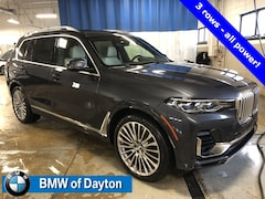 New 2019 BMW X7 xDrive50i SUV in Dayton, OH