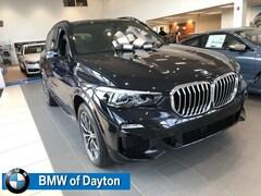 New 2019 BMW X5 xDrive50i SAV in Dayton, OH