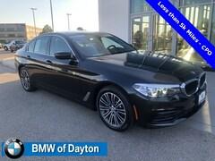 Used 2019 BMW 5 Series 540i xDrive Sedan in Dayton, OH