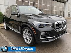 New 2020 BMW X5 xDrive40i SUV in Dayton, OH