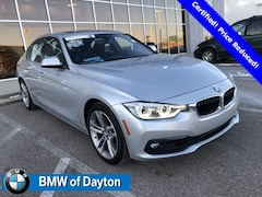 Used 2017 BMW 3 Series 330i xDrive Sedan in Dayton, OH