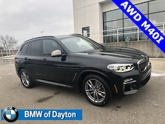 New 2019 BMW X3 M40i SAV in Dayton, OH