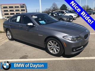 Used 2016 BMW 5 Series 528i Xdrive Sedan in Dayton, OH
