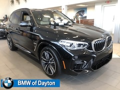 New 2020 BMW X3 M SAV in Dayton, OH