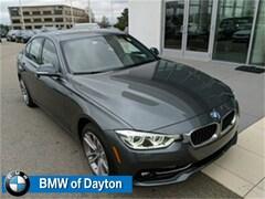 New 2018 BMW 3 Series 330i Xdrive Sedan in Dayton, OH