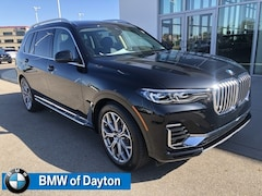 New 2020 BMW X7 xDrive40i SAV in Dayton, OH