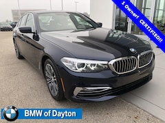 Used 2018 BMW 5 Series 530i xDrive Sedan in Dayton, OH