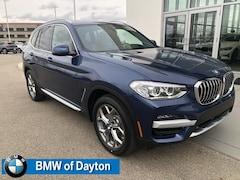 New 2020 BMW X3 xDrive30i SAV in Dayton, OH