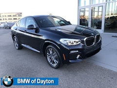 New 2019 BMW X4 xDrive30i Sports Activity Coupe in Dayton, OH