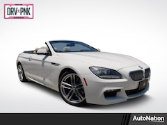 2014 BMW 650i Convertible in [Company City]