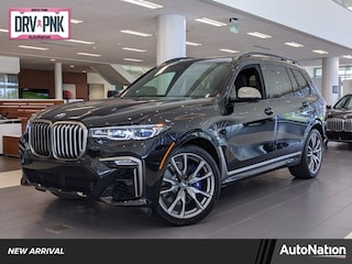 2021 BMW X7 M50i SAV
