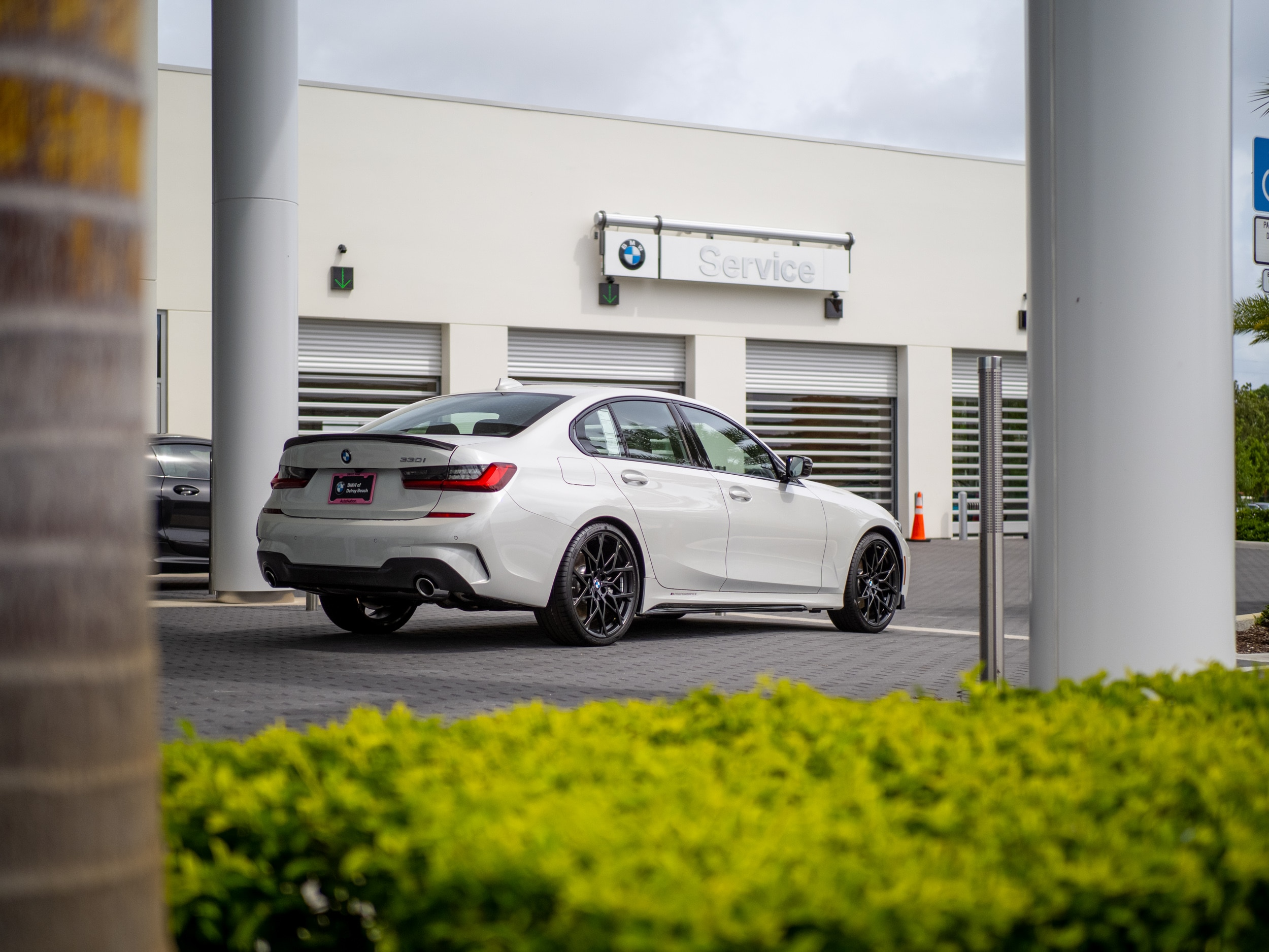 BMW of Delray Beach Service Center