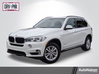 2015 BMW X5 xDrive35i SUV in [Company City]