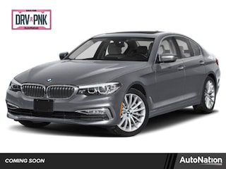 2020 BMW 530i Sedan