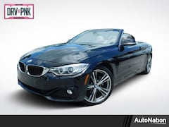2016 BMW 428i SULEV Convertible in [Company City]