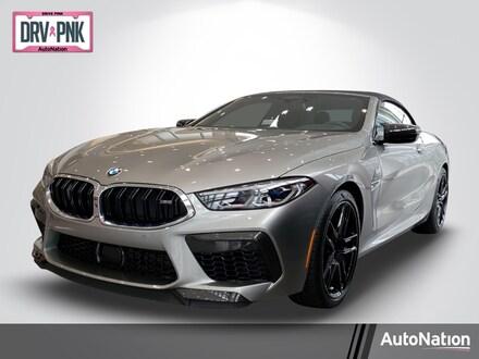 2020 BMW M8 Convertible