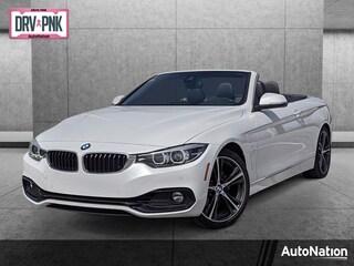 2018 BMW 430i Convertible