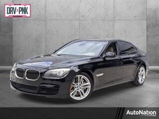 2011 BMW 750i Sedan in [Company City]
