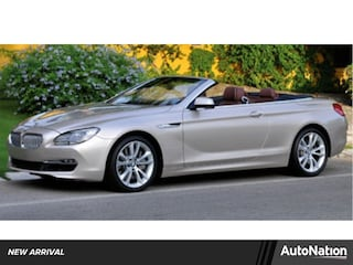 2013 BMW 650i Convertible in [Company City]