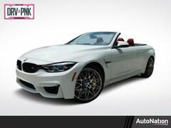 2020 BMW M4 Convertible